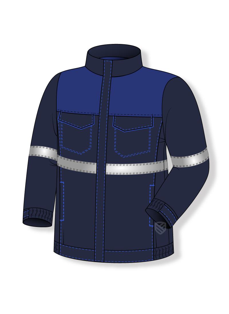 Säurebeständiges Sweatshirt