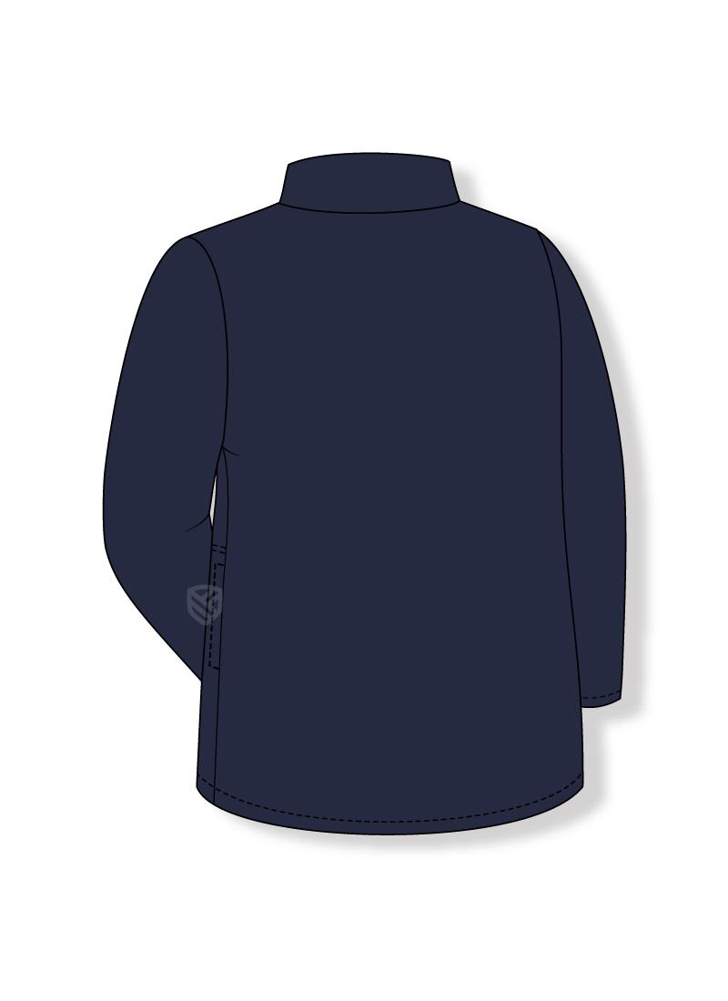 Schwerentflammbares Sweatshirt für Schweißer