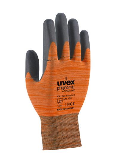 Schutzhandschuhe Uvex Phynomic