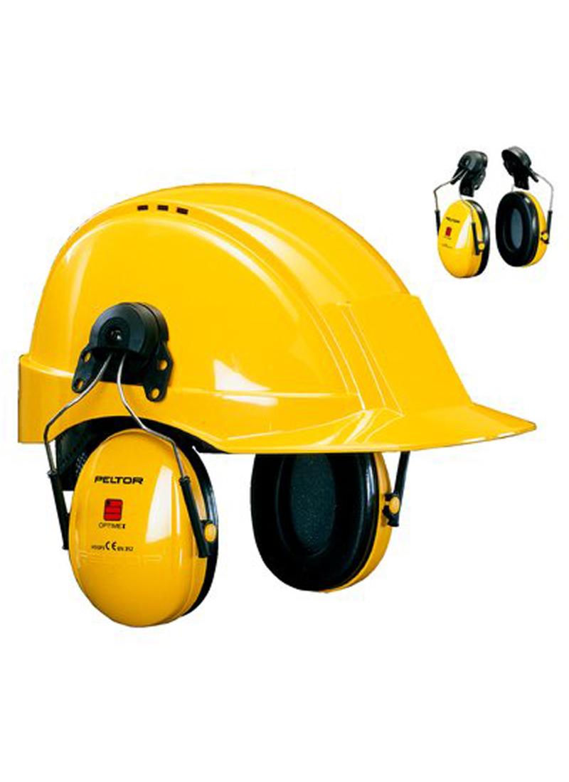 Helm-Gehörschutz Optime I