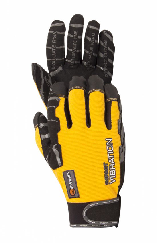 Handschuhe Impact Vibration