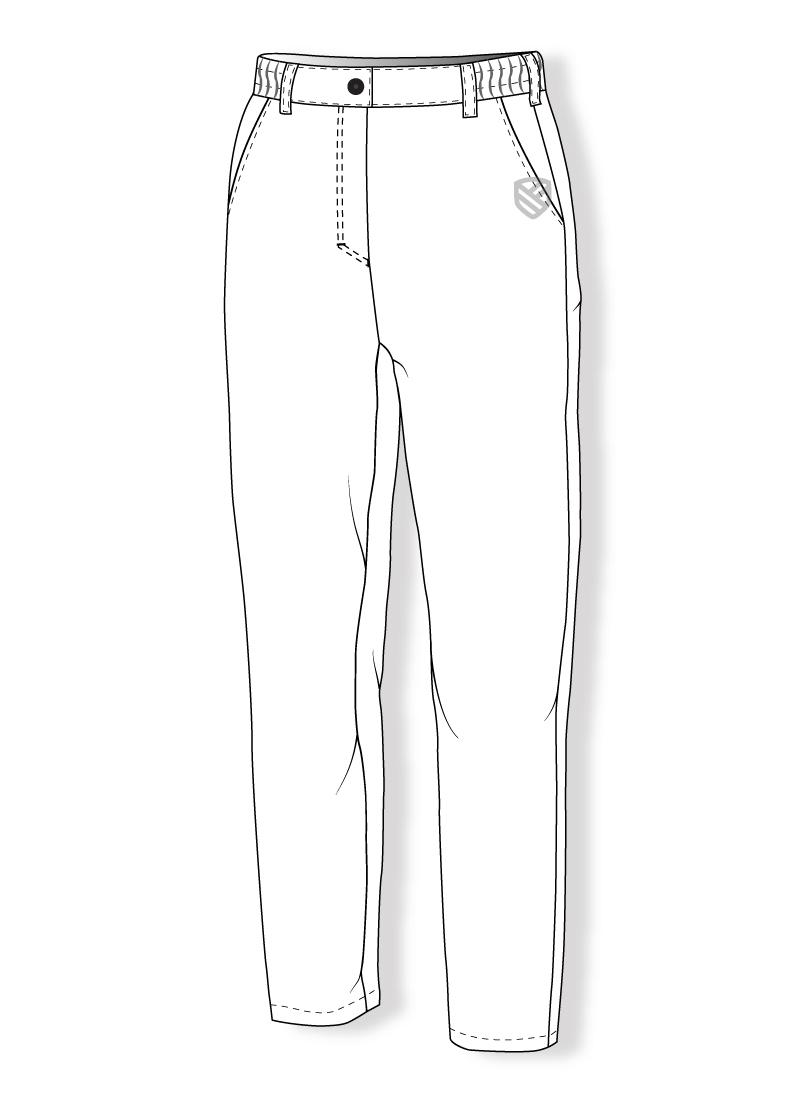 Damenhose